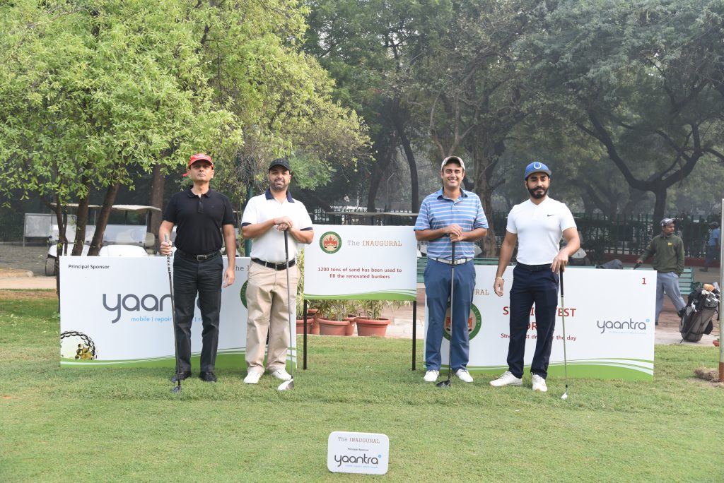 Inaugural of Lodhi Course-15NOV-2019