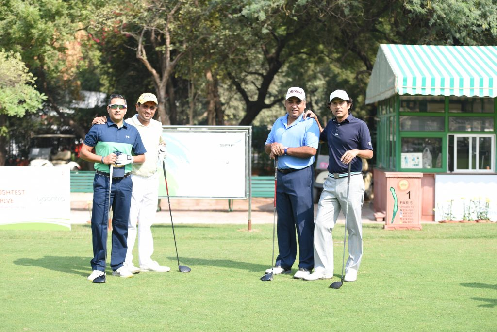 Golf Tournament-16 Nov 2019
